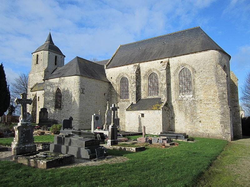 Église Saint-Pierre-Saint-Paul de Sébeville