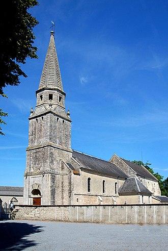 Sommervieu - The church in Sommervieu