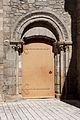 Église de Saint Pierre le Moûtier-Porche sud-20120913.jpg