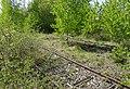 État de la section de Saint-Saulve à Blanc-Misseron de la ligne de Douai à Blanc-Misseron au 16 avril 2014 (105, gare d'Onnaing).JPG
