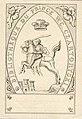 Čartaryjski, Pahonia. Чартарыйскі, Пагоня (XIX) (2).jpg
