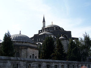 Kılıç Ali Pasha Complex - Image: İstanbul 4930