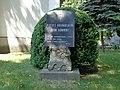 Łódź-plaque of protestants of Łódź land.jpg