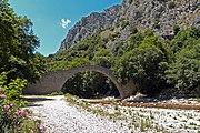 Γεφύρι του Αγ. Βησσαρίωνος Πύλη Τρικάλων - panoramio