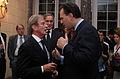 Ο ΥΠΕΞ κ.Δ.Δρούτσας με τον ΥΠΕΞ της Γαλλίας κ.Β.Kouchner στο περιθώριο Δεξίωσης για την Γαλλοφωνία που έγινε στη Νέα Υόρκη. (5024105866).jpg