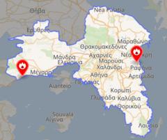 Pożary las³w w Grecji 2018 – wolna encyklopedia