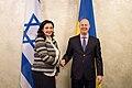 Іванна Климпуш-Цинцадзе зустрілася з Міністром із регіональної співпраці Держави Ізраїль Цахі Ханегбі 01.jpg