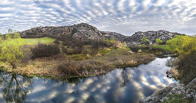Актовський каньйон, © Анастасія Сак, CC-BY-SA 3.0