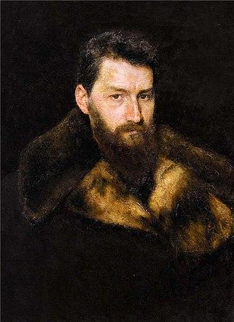 Isaak Asknaziy - Isaak Asknaziy; portrait by Vasily Savinsky (1885).