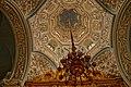 Внутренняя часть купола, венчающего Знаменскую церковь. Село Дубровицы. Московская обл.jpg