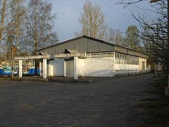 Dubrovka, Vsevolozhsky District, Leningrad Oblast - Nevskaya Dubrovka station