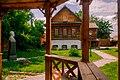 Елабуга, музей-усадьба Н.А.Дуровой, вид из беседки.jpg