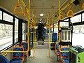 Задняя часть салона автобуса Yutong ZKC120HGM.JPG