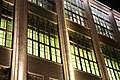 Здание Центрального телеграфа - фасад по Газетному переулку (46145471301).jpg