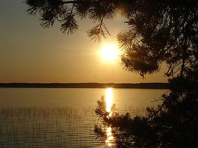 Карстове озеро Біле (Володимирецький р-н).JPG