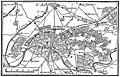 Карта к статье «Париж» № 2. Военная энциклопедия Сытина (Санкт-Петербург, 1911-1915).jpg