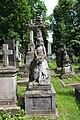 Личаківське, Пам'ятник на могилі Дзюні.jpg