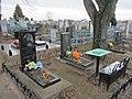 Маладзечна. Магіла Мікалая Ермаловіча на Старых могілках (03).jpg