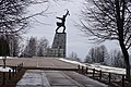 """Монумент """"Героям битвы под Москвой"""" на Перемиловской высоте. Яхрома, Московская обл.jpg"""