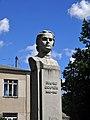 Немирів - Пам'ятник Марко Вовчок P1080842.JPG