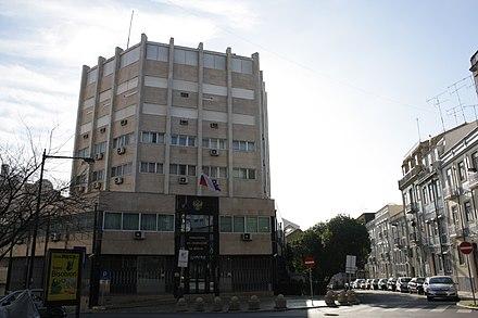 Consulate In Pretoria Russian
