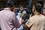 Пресс-тур для представителей российских и зарубежных СМИ в российскую группировку войск в Сирийской Арабской Республике (17).jpg