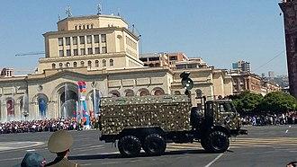 Independence Day (Armenia) - Image: Станция управления БПЛА