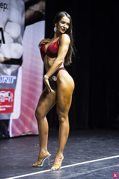 Сhampionship of the Kaliningrad area on bodybuilding 18.jpg