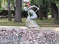 Фонтан Чёрное море в парке Шевченко.JPG