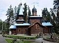 Храм, недалеко от пос. Саперное - panoramio.jpg
