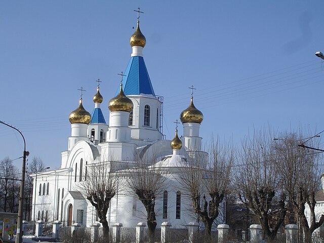 Церковь Рождества Христова (Екатеринбург)