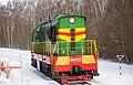 ЧМЭ3-3133, Россия, Нижегородская область, перегон Ворсма - Металлист (Trainpix 187880).jpg