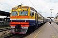 ЭР2Т-7116, Латвия, Рига, станция Рига-Пассажирская (Trainpix 35608).jpg