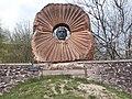 Գարեգին Նժդեհի հուշարձանը Գորիս քաղաքում.jpg