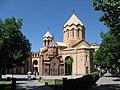 Եկեղեցի Սբ. Աստվածածին (Կաթողիկե), Երևան 02.jpg