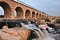 גשר הרכבת הטורקית הישנה The old Turkish railway bridge.jpg