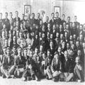 ועידה ציונית רוסית גלילית יליסבטגרד ( 1899) המשתתפים שורה שניה באמצע- זאב -PHG-1003747.png