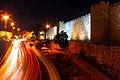 חומות ירושלים בלילה.....JPG