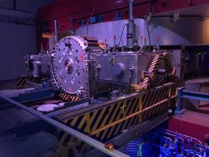 הסינכרו-ציקלוטרון במרכז לחקר פיזיקת חלקיקים CERN