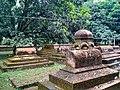 বাঘা মসজিদের সম্মুখভাগের মাজার (৩).jpg