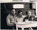 №329+ Виктор Кондырев, Геннадий Шпаликов, Виктор Некрасов, Киев, 1974, разрешение 1200, см. также №20.jpg