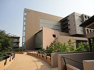 Tokyo University of Foreign Studies - Image: 東京外国語大学 panoramio (16)