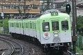 神戸電鉄1100形復刻塗装車.jpg