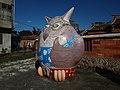 蘆竹德馨堂旁的貓頭鷹塑像.jpg