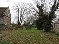 -2020-01-05 North side of Saint Mary the Virgin churchyard, Northrepps, Norfolk.JPG