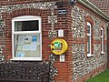 -2020-11-21 Defibrillator, Gimingham Village Hall, Church Street, Gimingham (2).JPG