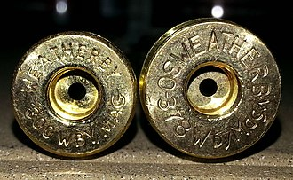 .30-378 Weatherby Magnum - The .30-378 has a much larger body diameter than the .300 Weatherby Magnum.
