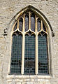 015 Stoke Rochford Ss Andrew & Mary, exterior - tower west window.jpg