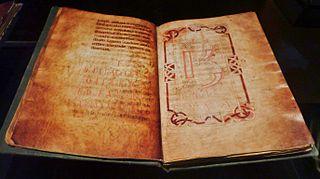 Cartulaire de Landévennec
