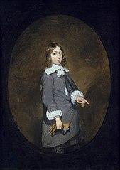 Portrait of Reijnder Craeyvanger (1645–after 1675)
